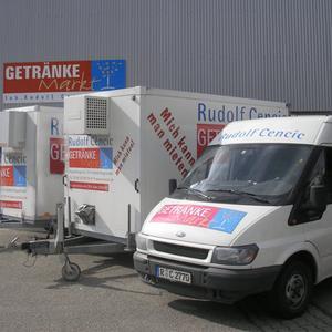 Kühlanhänger und Transporter